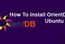 OrientDB-on-Ubuntu 16.04