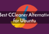6 best ccleaner for linux